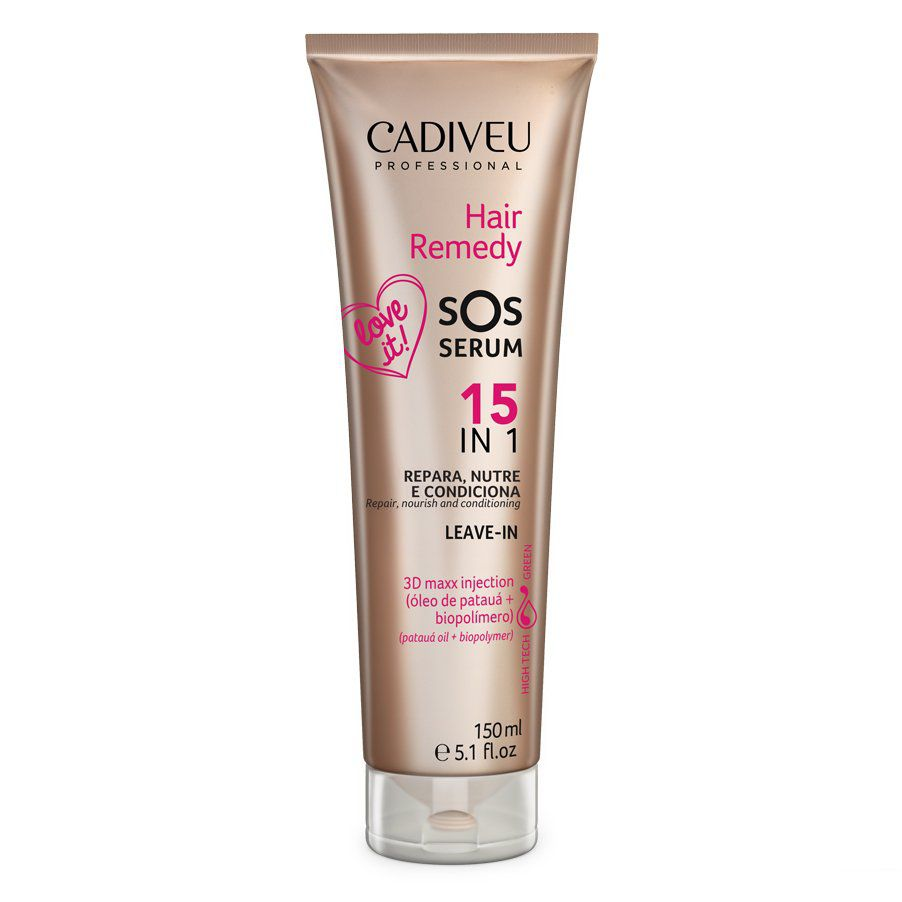 Cadiveu Professional Hair Remedy SOS 15 em 1 - 150ml