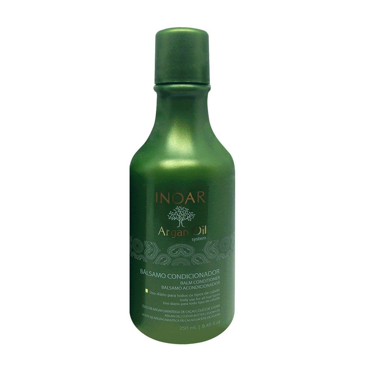 Inoar Condicionador Bálsamo Argan Oil System - 250ml