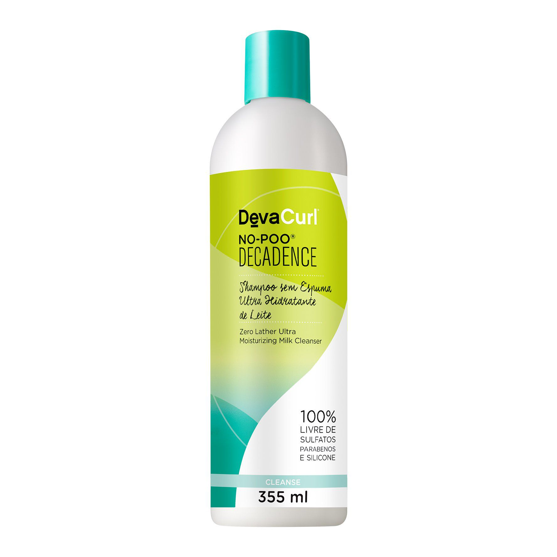 Deva Curl Shampoo No-Poo Decadence 355ml