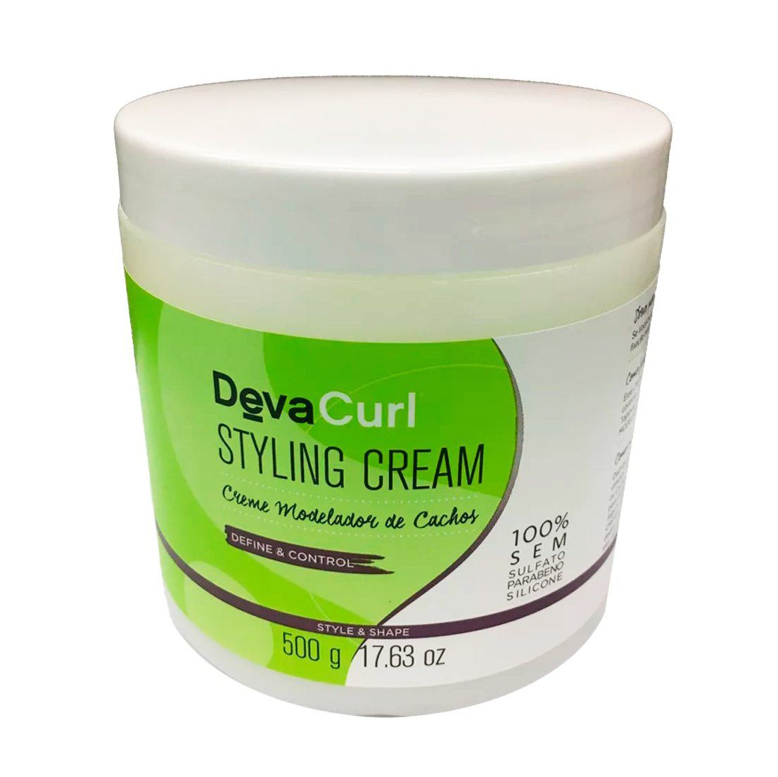 Deva Curl - Styling Cream Creme Modelador de Cachos 500g