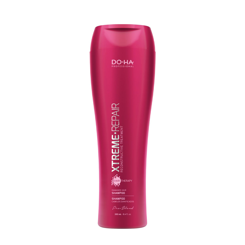 Do.Ha Professional Shampoo Xtreme Repair Tratamento Reconstrutor - 250ml
