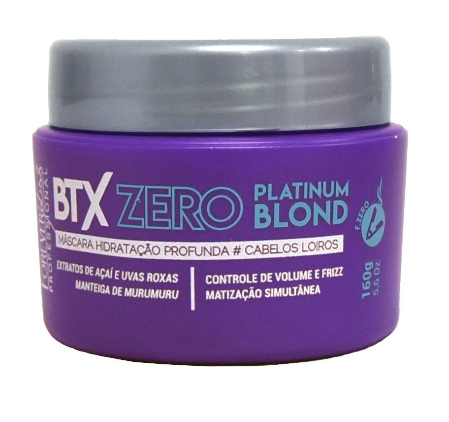 Forever Liss Btx Zero Platinum Blond - 160g