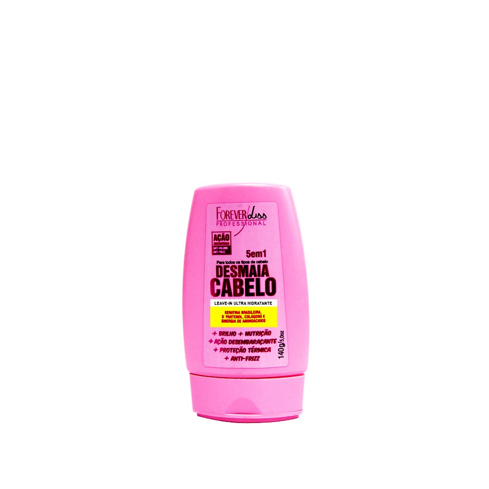 Forever Liss Leave-In Desmaia Cabelo - 140g