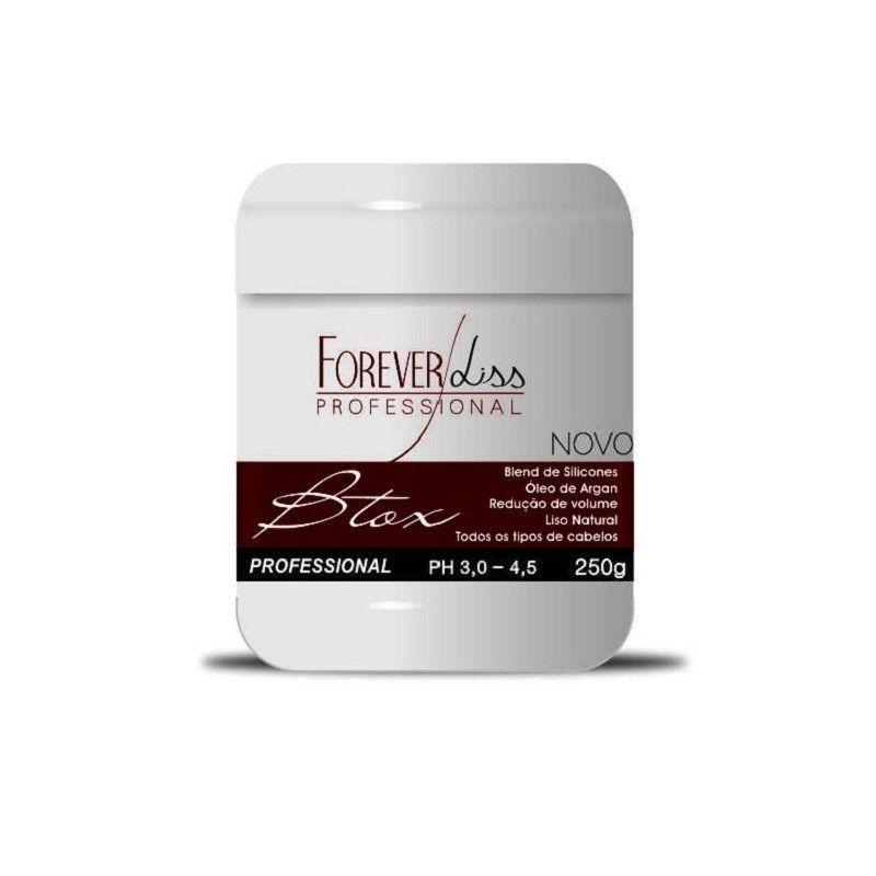 Forever Liss Mascara Botox Capilar Argan Oil - 250g