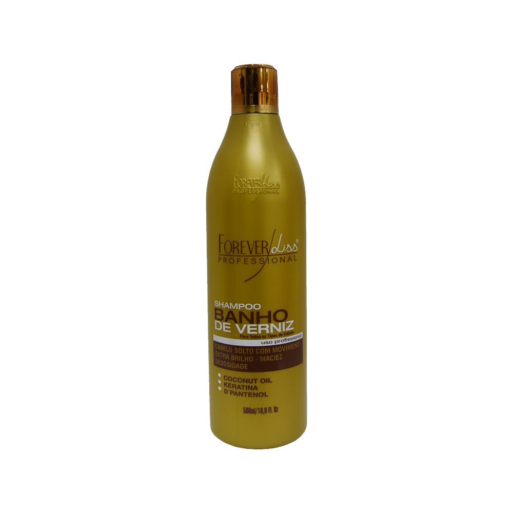 Forever Liss Shampoo Banho de Verniz 500ml
