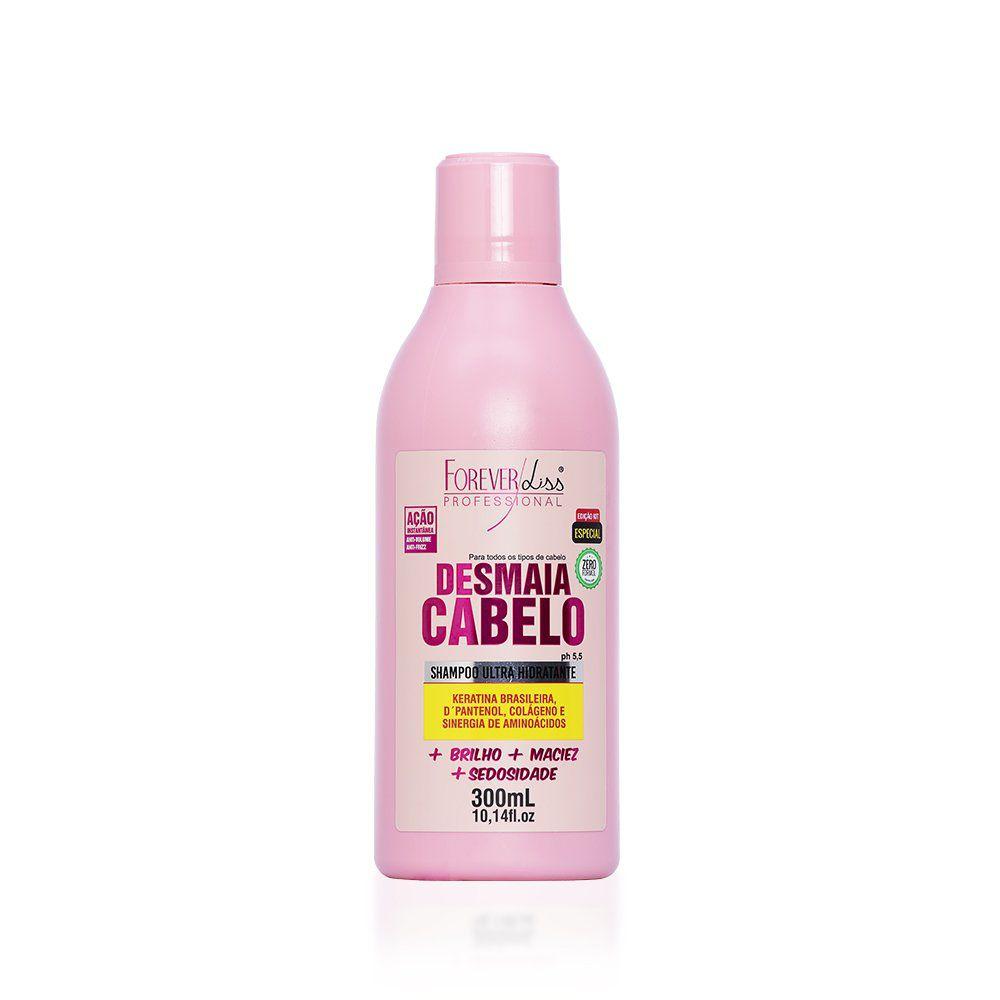 Forever Liss Shampoo Desmaia Cabelo - 300ml