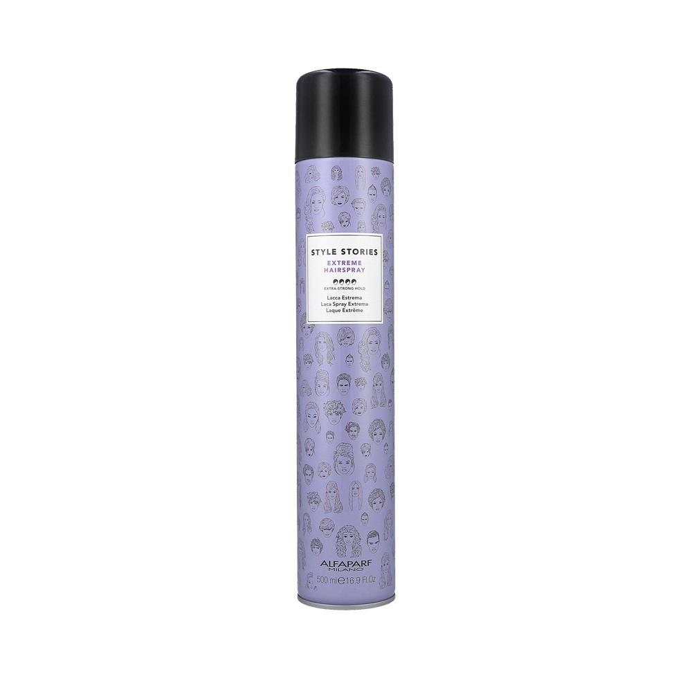 Style Stories - Extreme Hairspray 500 ML