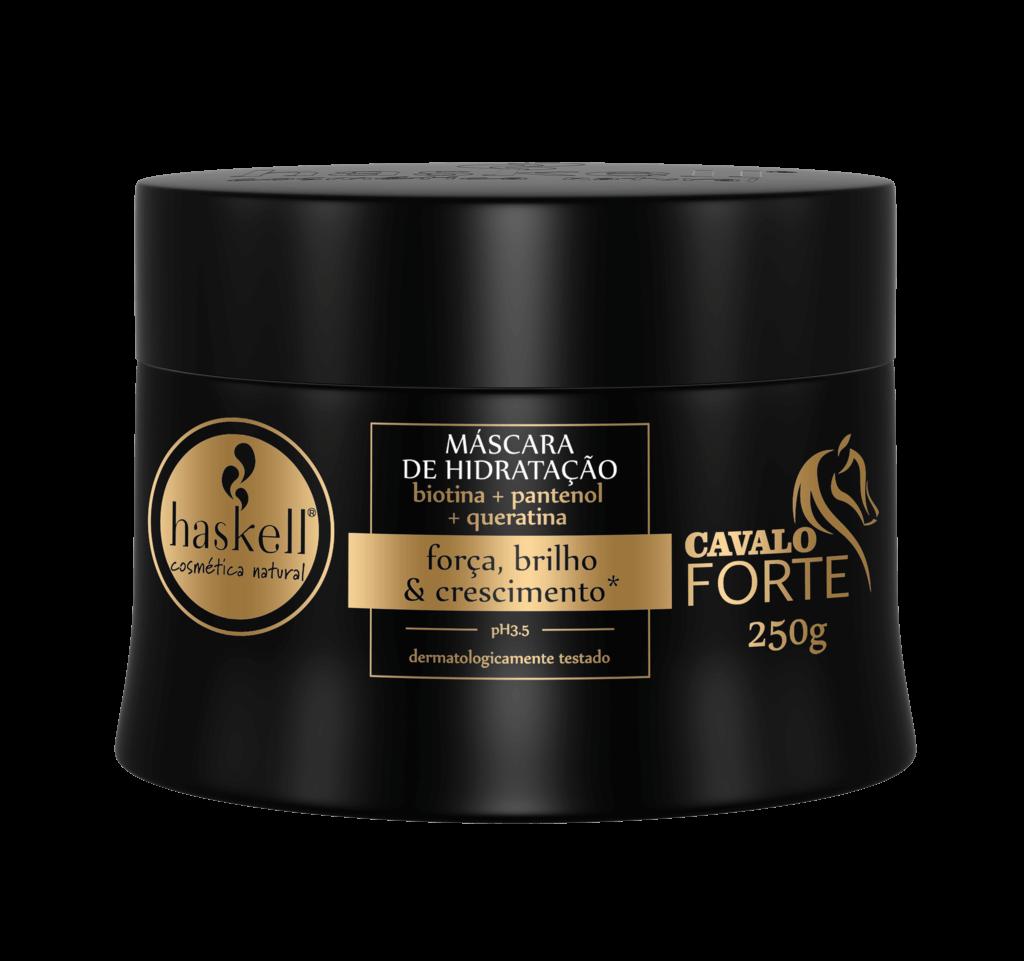 haskell Mascara Cavalo Forte - 250g
