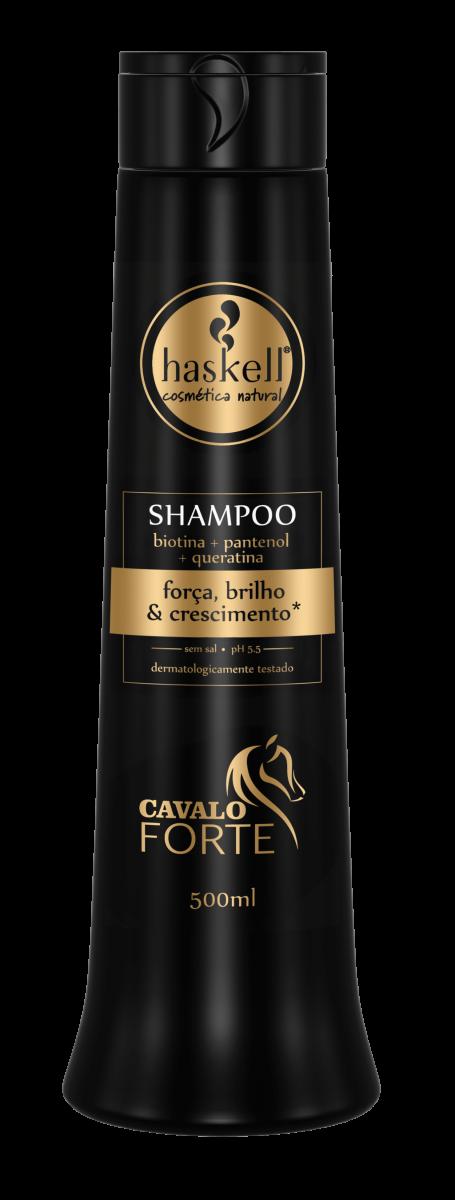 Haskell Shampoo Cavalo Forte - 300ml