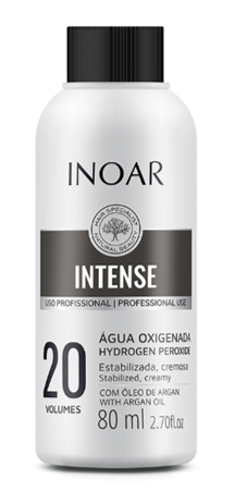 Inoar Água Oxigenada Intense 6% 20vol - 80ml
