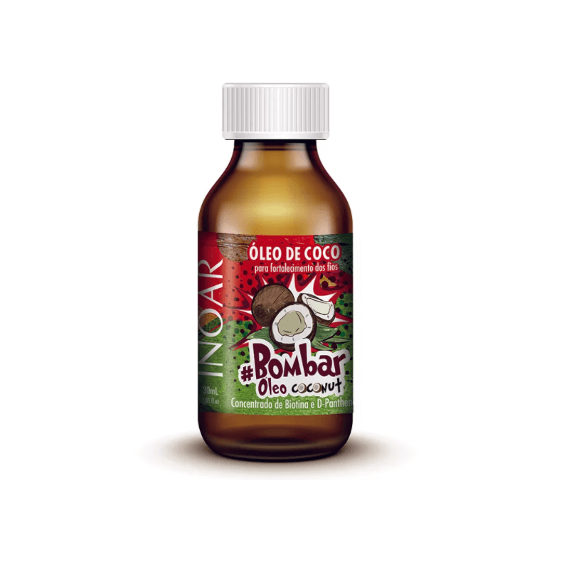 Inoar Ampola Oleo de Coco Bombar Coconut - 30ml