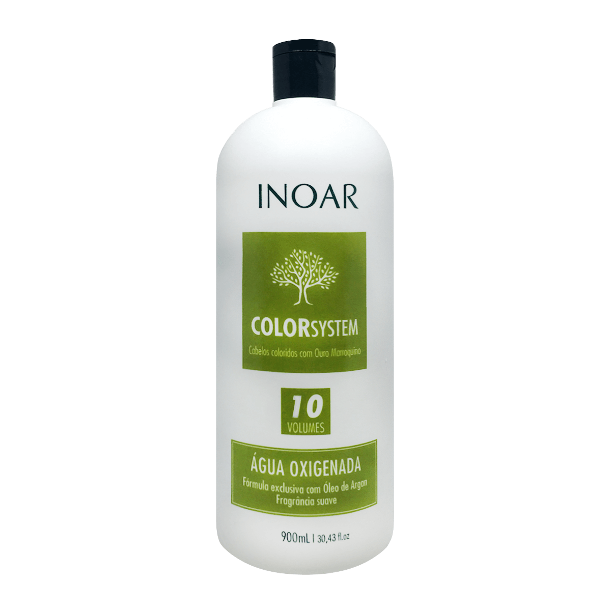 Inoar Color System Agua Oxigenada 10Vol 900ml
