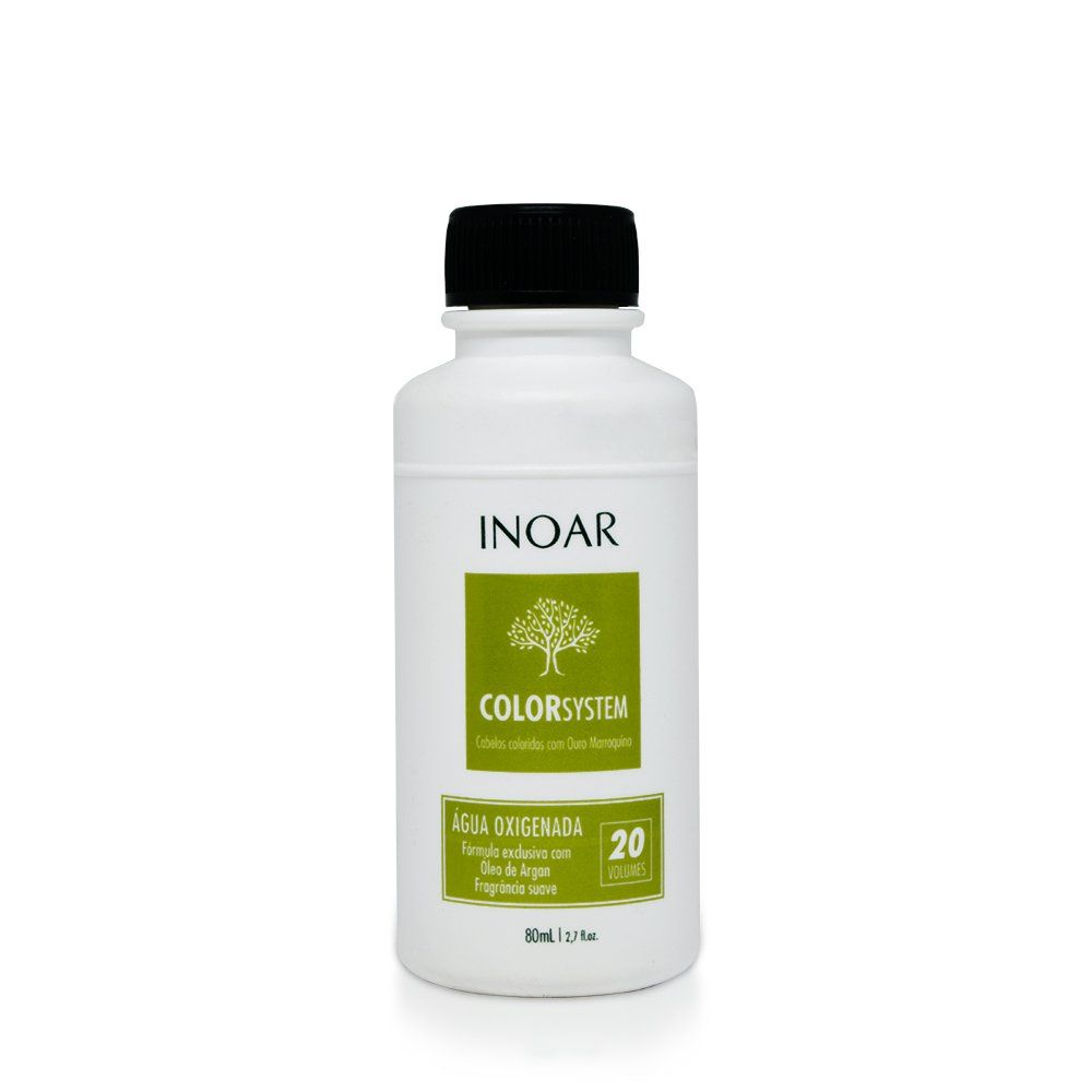 Inoar Color System Agua Oxigenada 20Vol 80ml