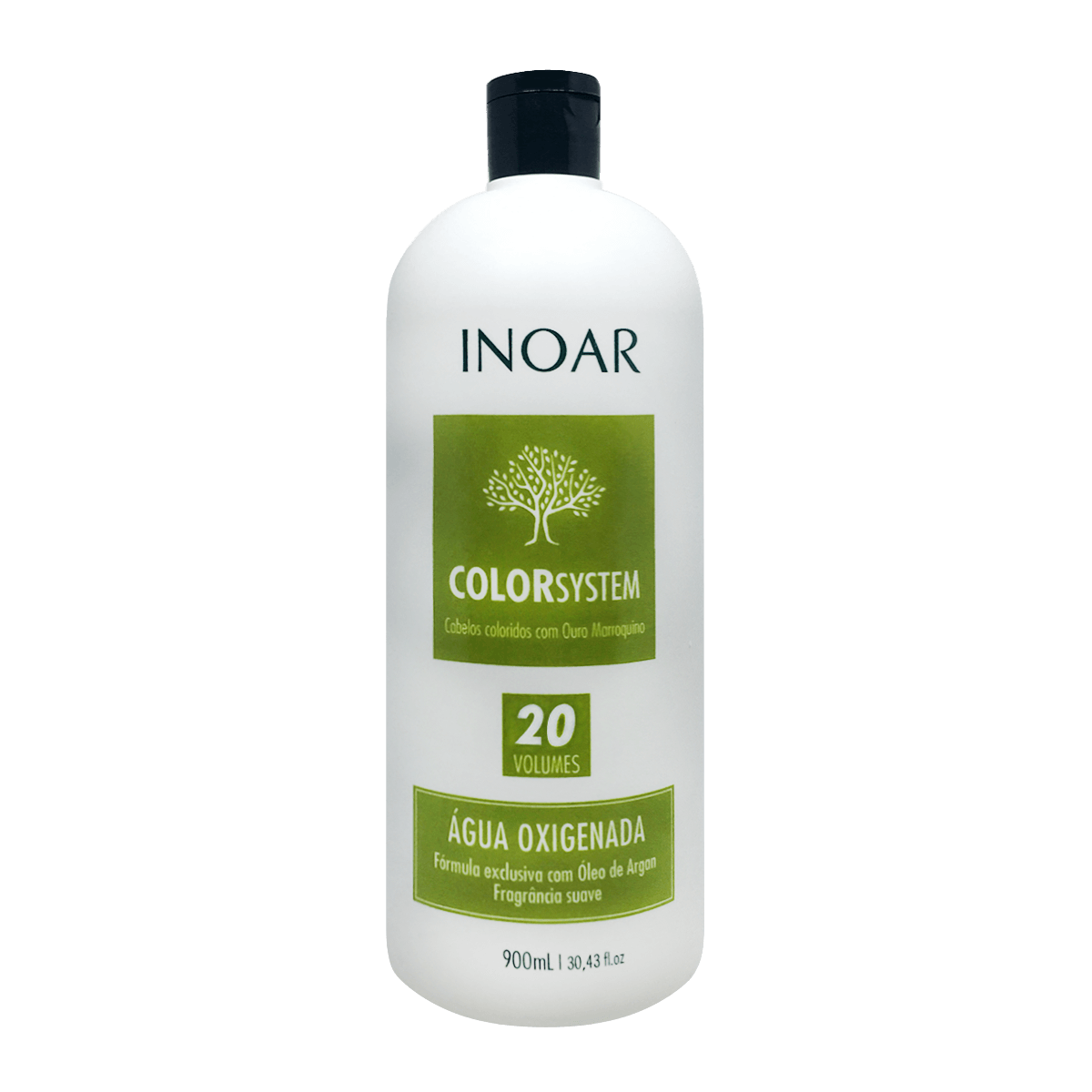 Inoar Color System Agua Oxigenada 20Vol - 900ml