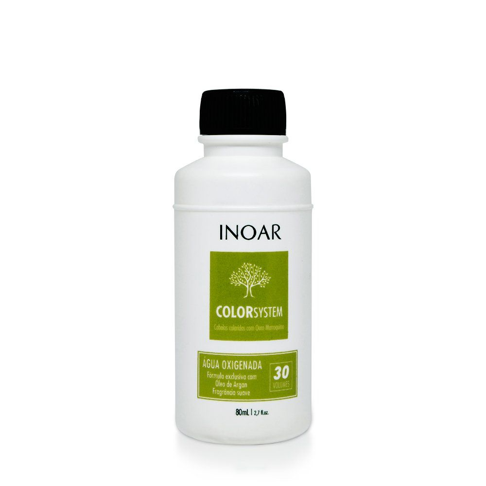 Inoar Color System Agua Oxigenada 30Vol 80ml