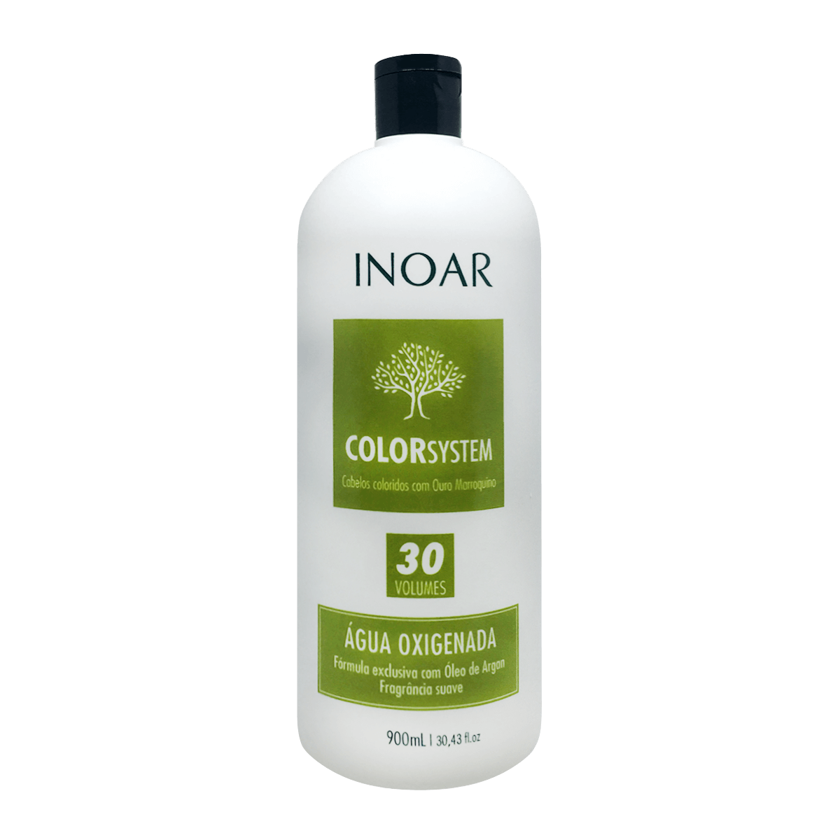 Inoar Color System Agua Oxigenada 30Vol 900ml