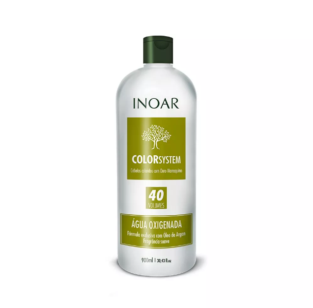 Inoar Color System Agua Oxigenada 40Vol 900ml