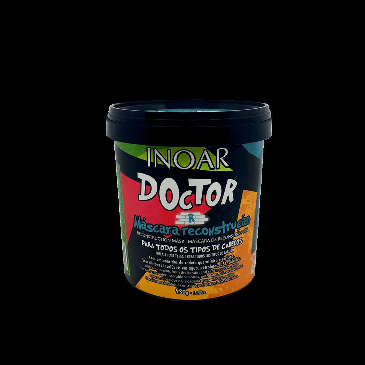 Inoar Mascara Doctor Reconstrucao - 450g