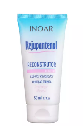 Inoar Leave-In Rejupantenol Reconstrutor 50ml