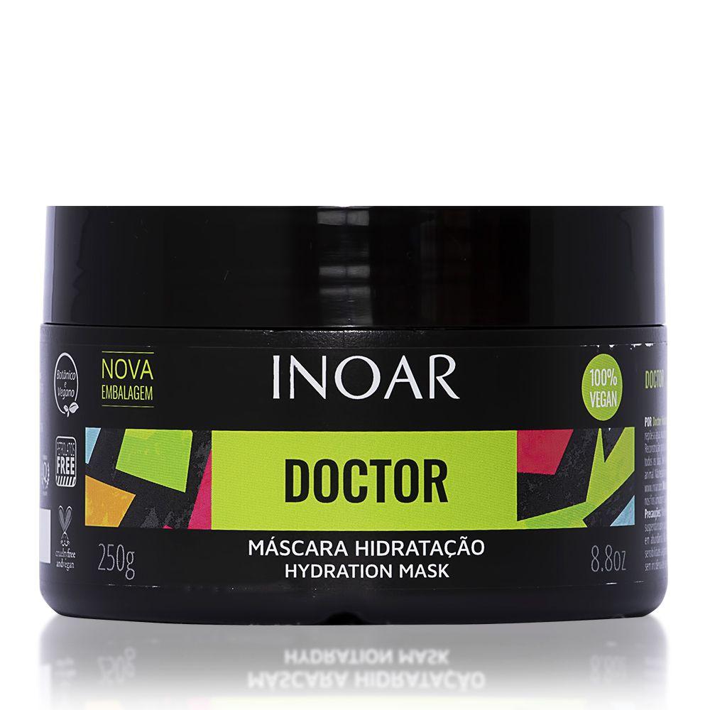 Inoar Doctor Máscara de Hidratação - 250g