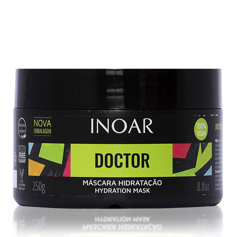 Inoar Máscara Doctor Hidratação - 250g
