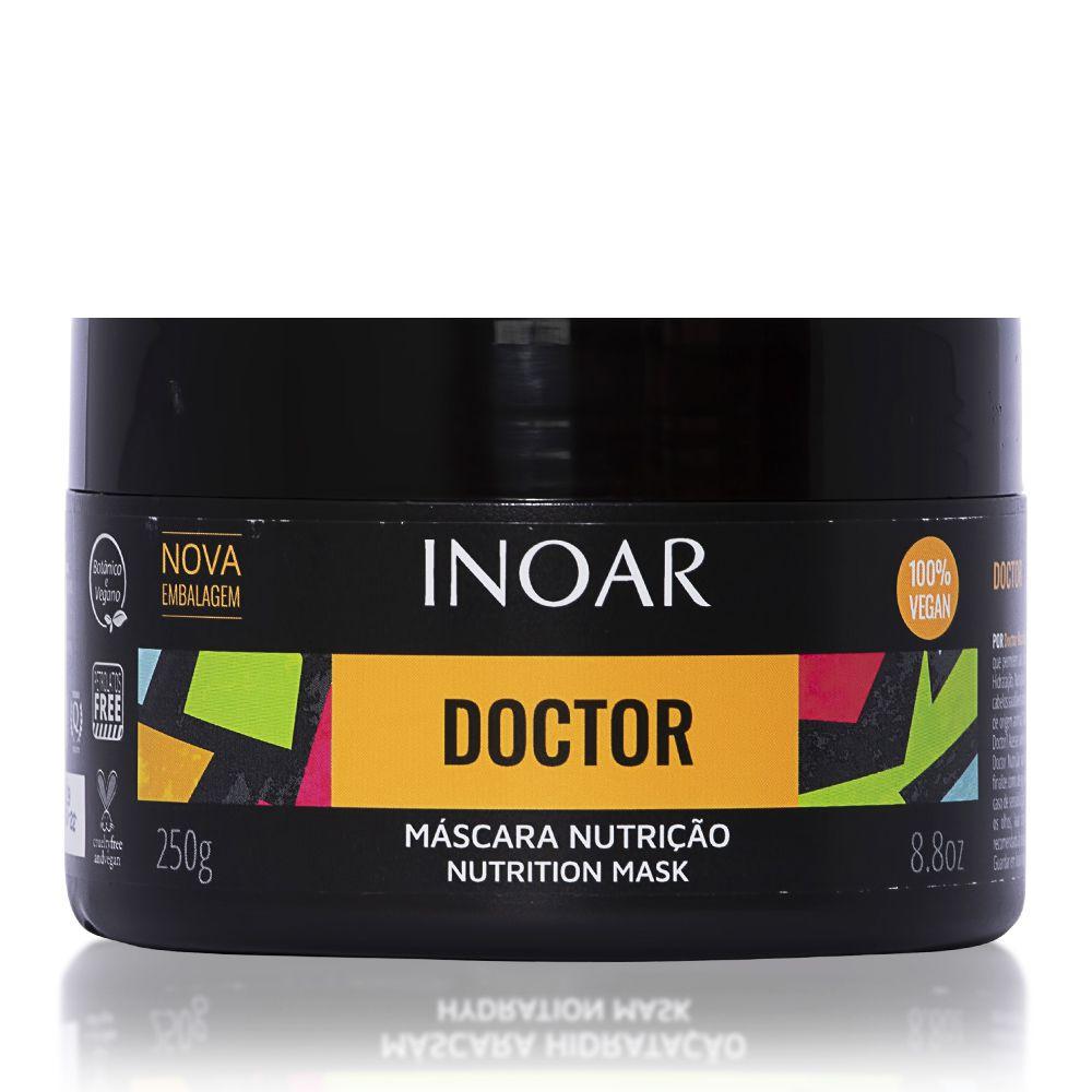 Inoar Doctor Máscara De Nutrição - 250g
