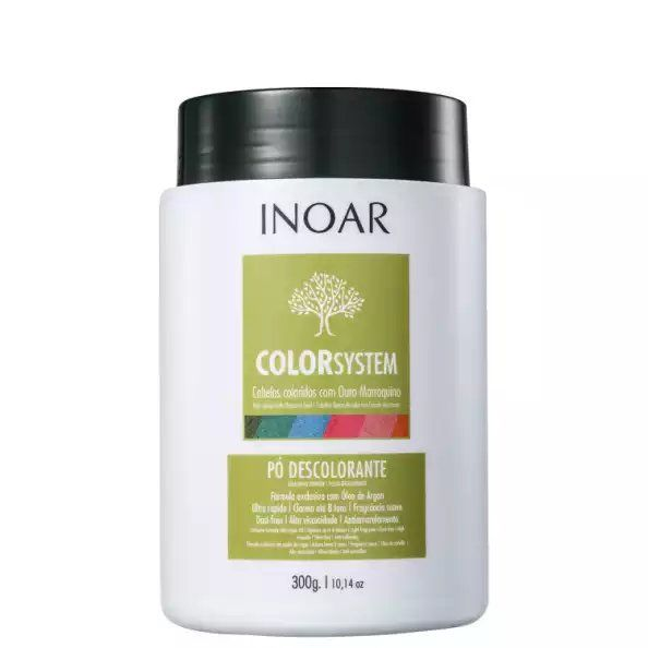 Inoar Pó Descolorante Color System - 300g