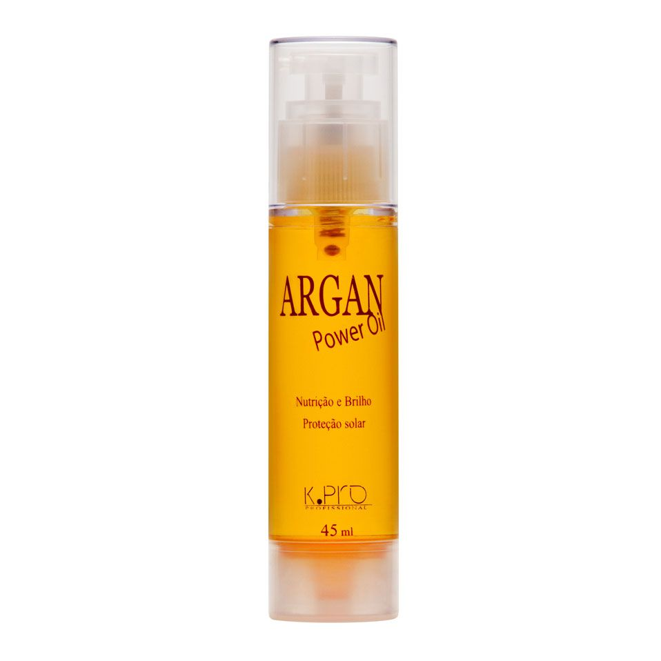 K.Pro Argan Power Oil - 45ml