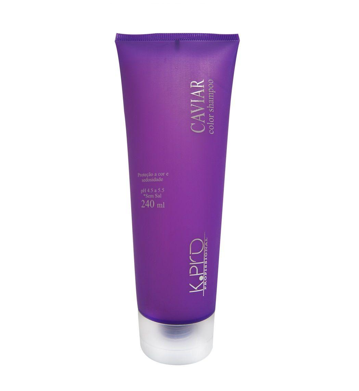 K.Pro Shampoo Caviar Color - 240ml