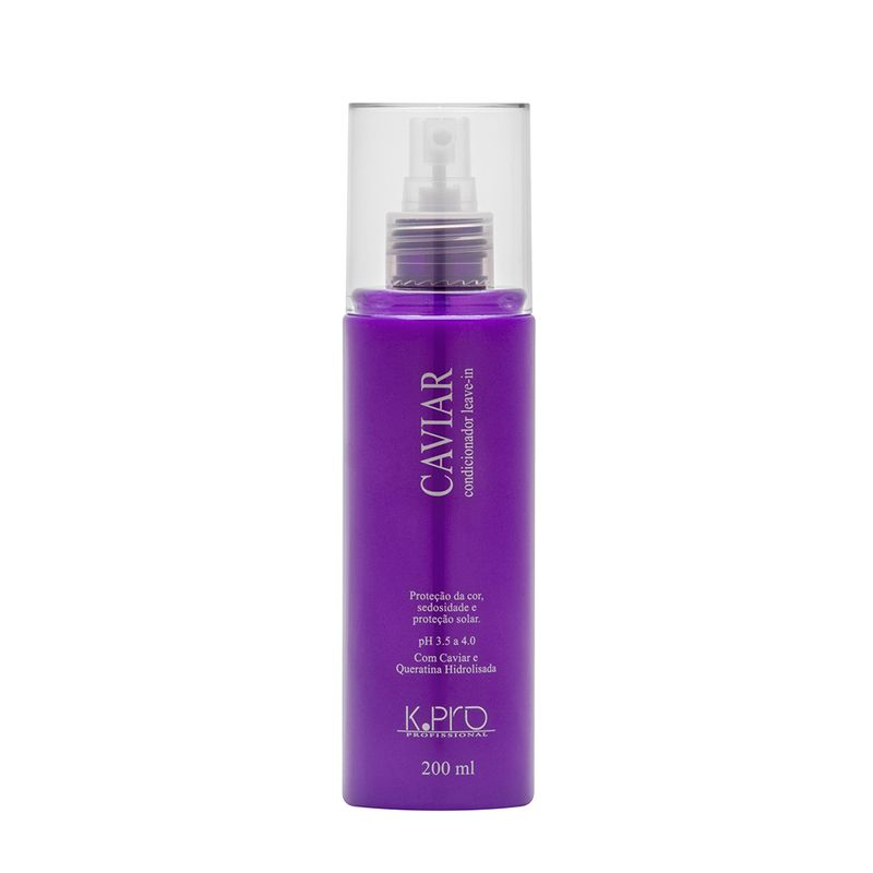 K.Pro Leave In Caviar Spray - 200ml