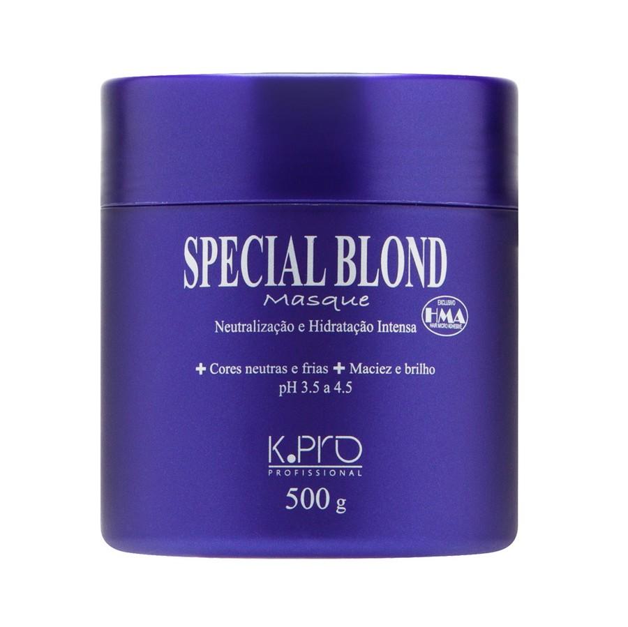 K.Pro Máscara Special Blond - 500g