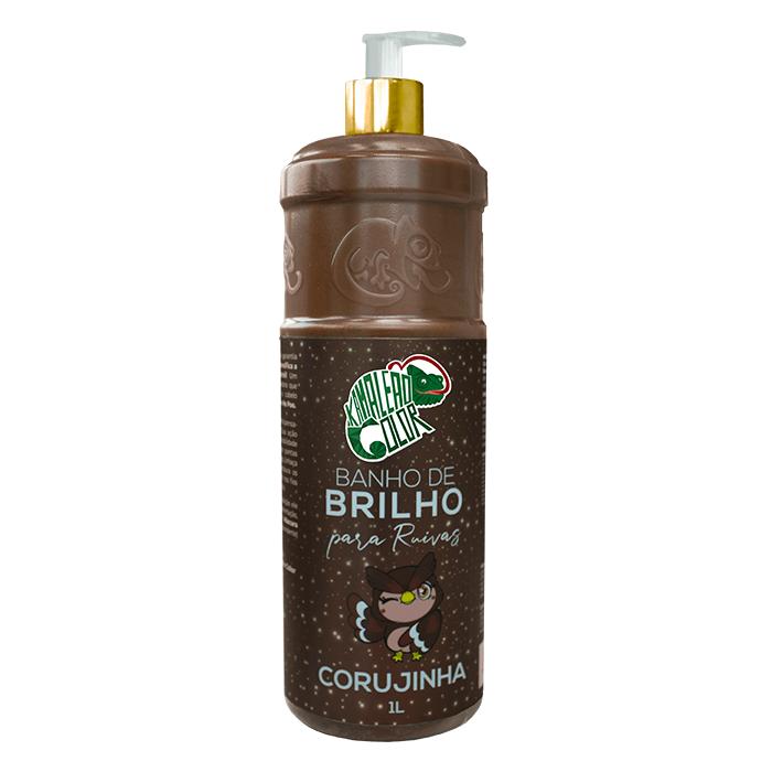 Kamaleão Banho de Brilho Cor Corujinha - 1000ml