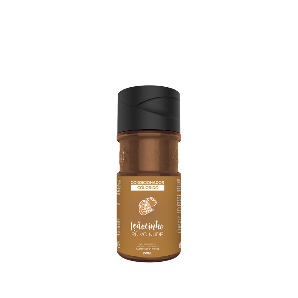 Kamaleão Color Condicionador Colorido Leãozinho - Ruivo Nude - 150ml