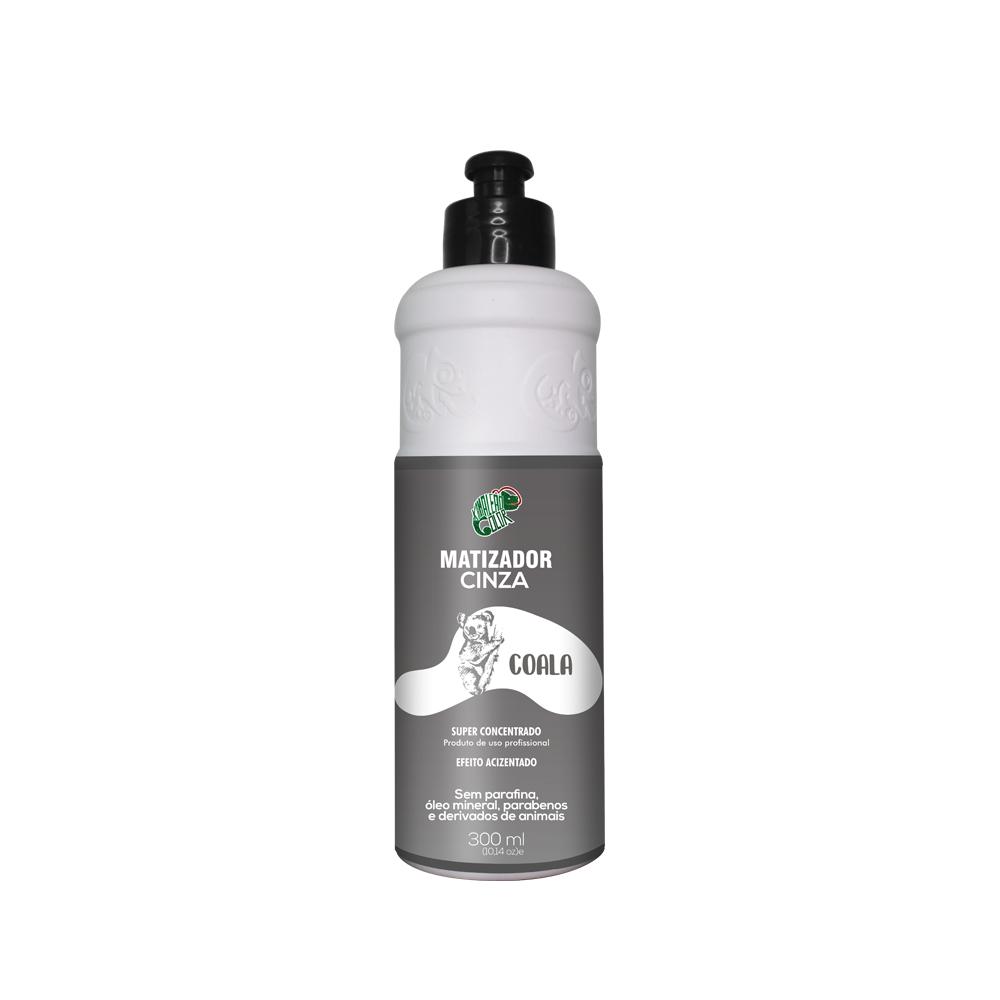Kamaleão Color Matizador Cinza Efeito Acinzentado - Coala 300ml
