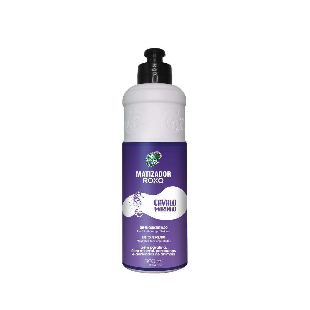 Kamaleão Color Matizador Roxo Efeito Perolado - Cavalo Marinho 300ml