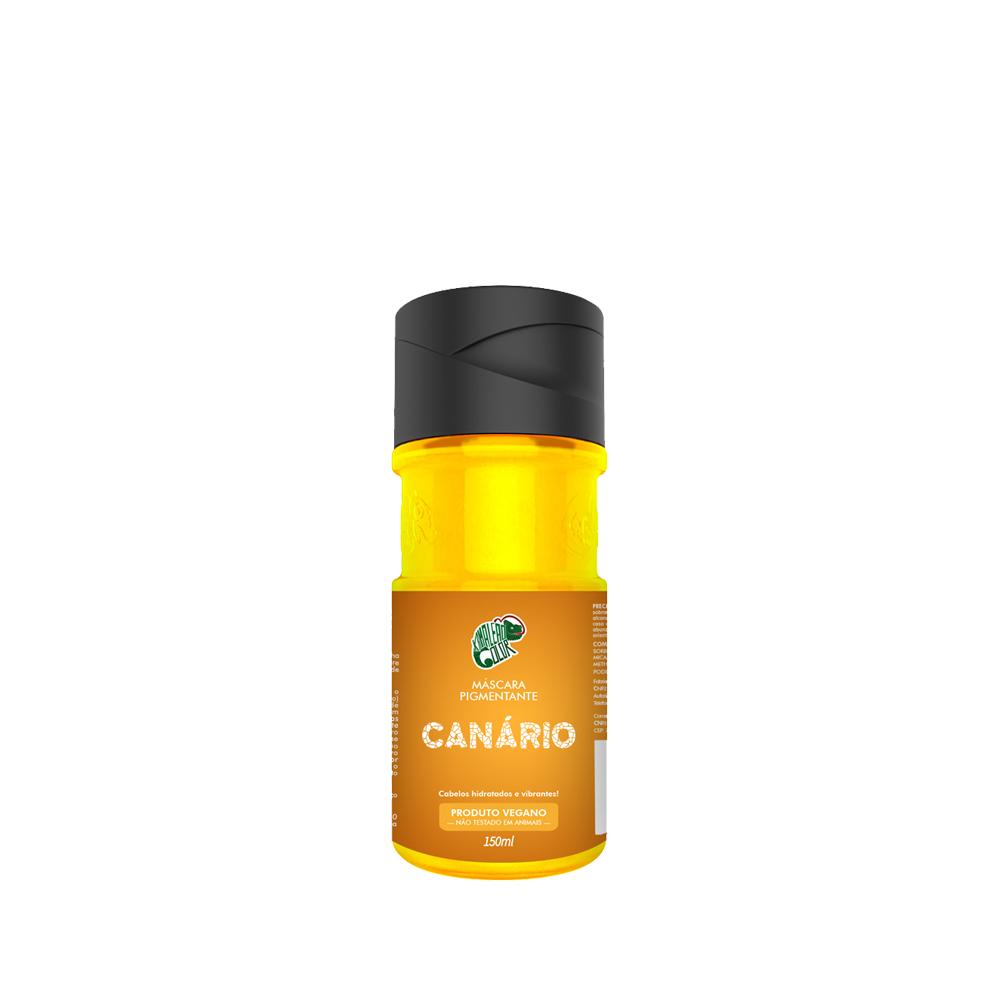 Kamaleão Color Tonalizante Canário - 150ml