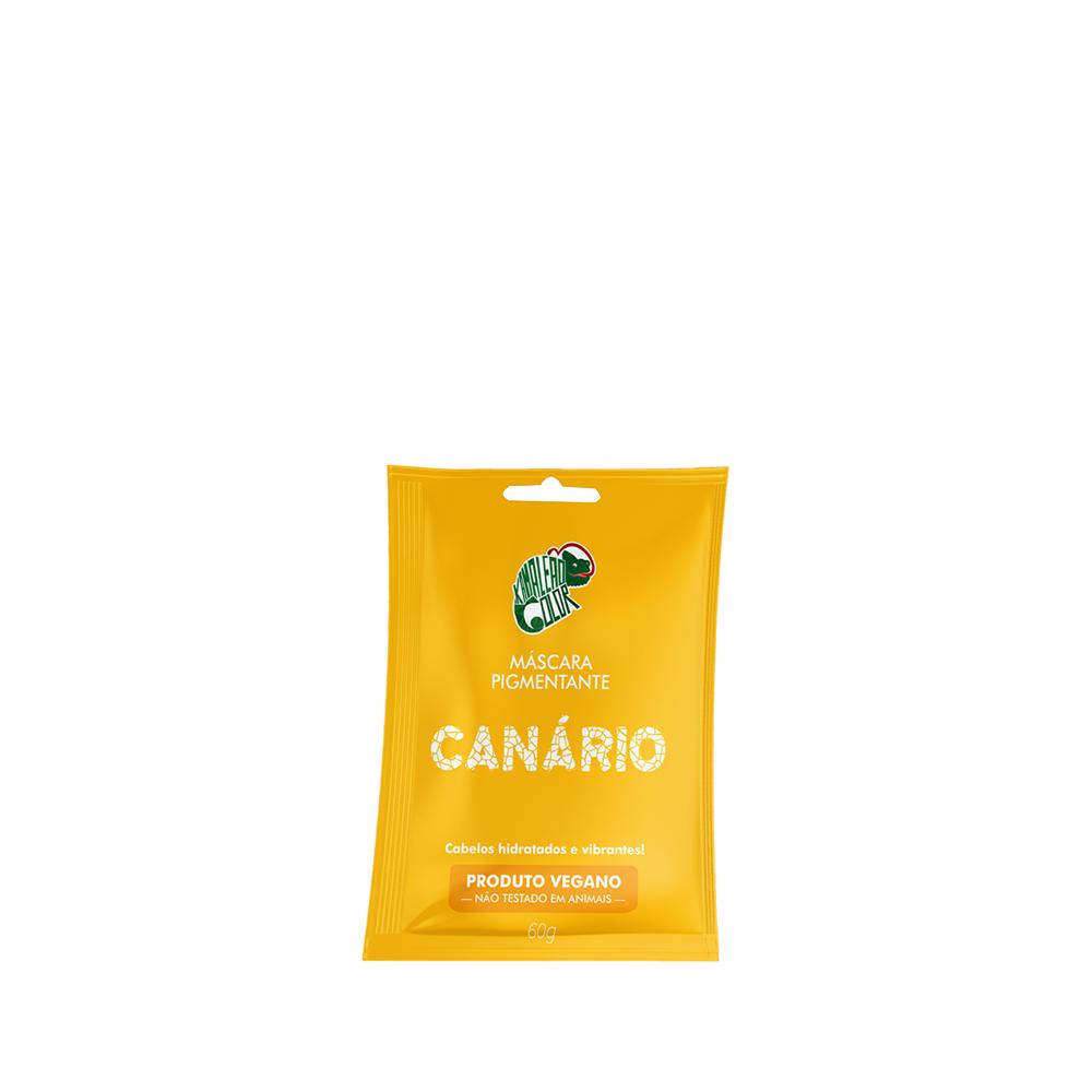 Kamaleão Color Tonalizante  Canário 60ml