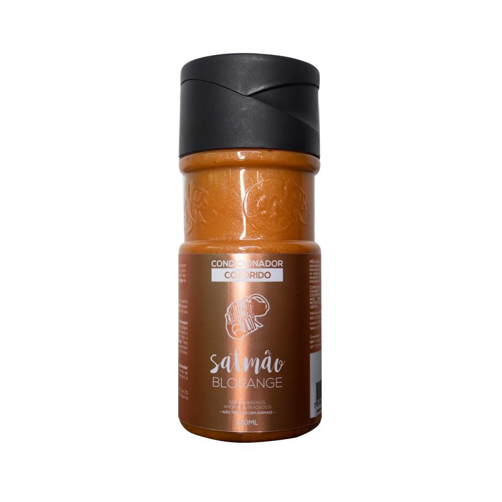 Kamaleão Color Condicionador Colorido Salmão - Blorange - 150ml