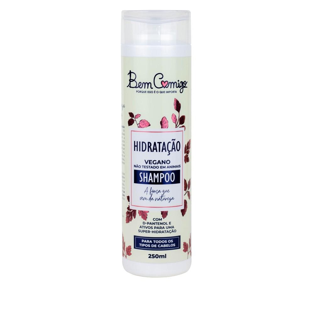 kamaleão Shampoo Hidratação Bem Comigo 250ml