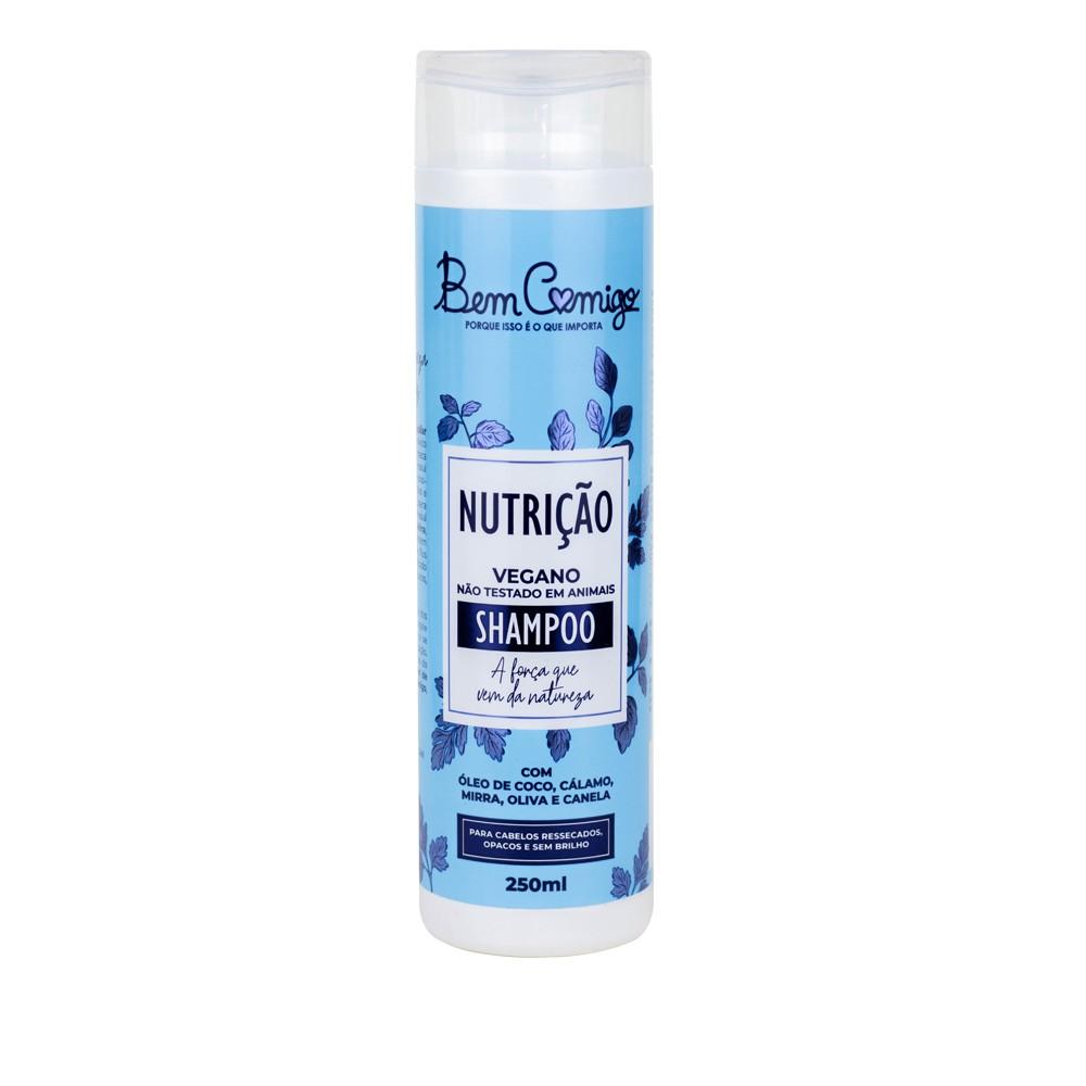 Kamaleão Shampoo Nutrição Bem Comigo 250ml