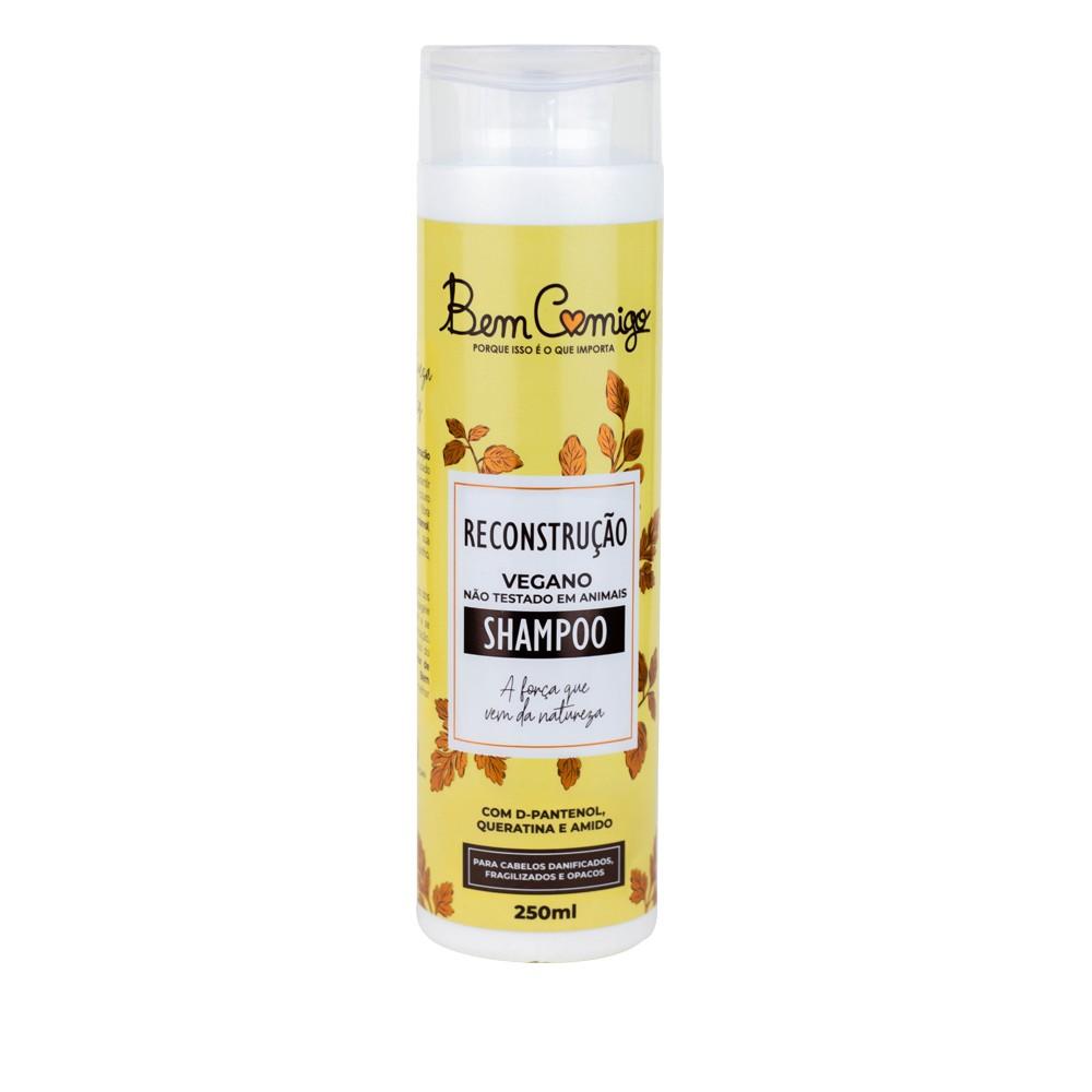 kamaleão Shampoo Reconstrução Bem Comigo 250ml