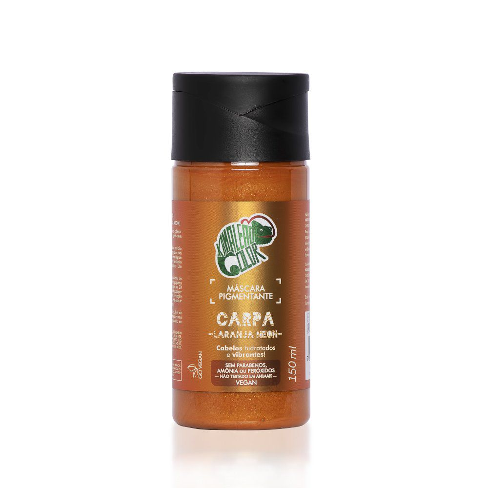 Kamaleão Tonalizante Color Carpa - 150 ml