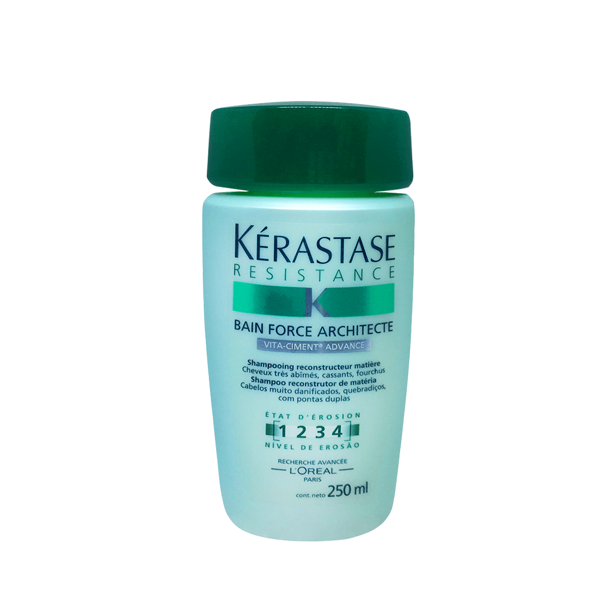 Kerastase Shampoo Resistance Bain de Force Architecte - 250ml