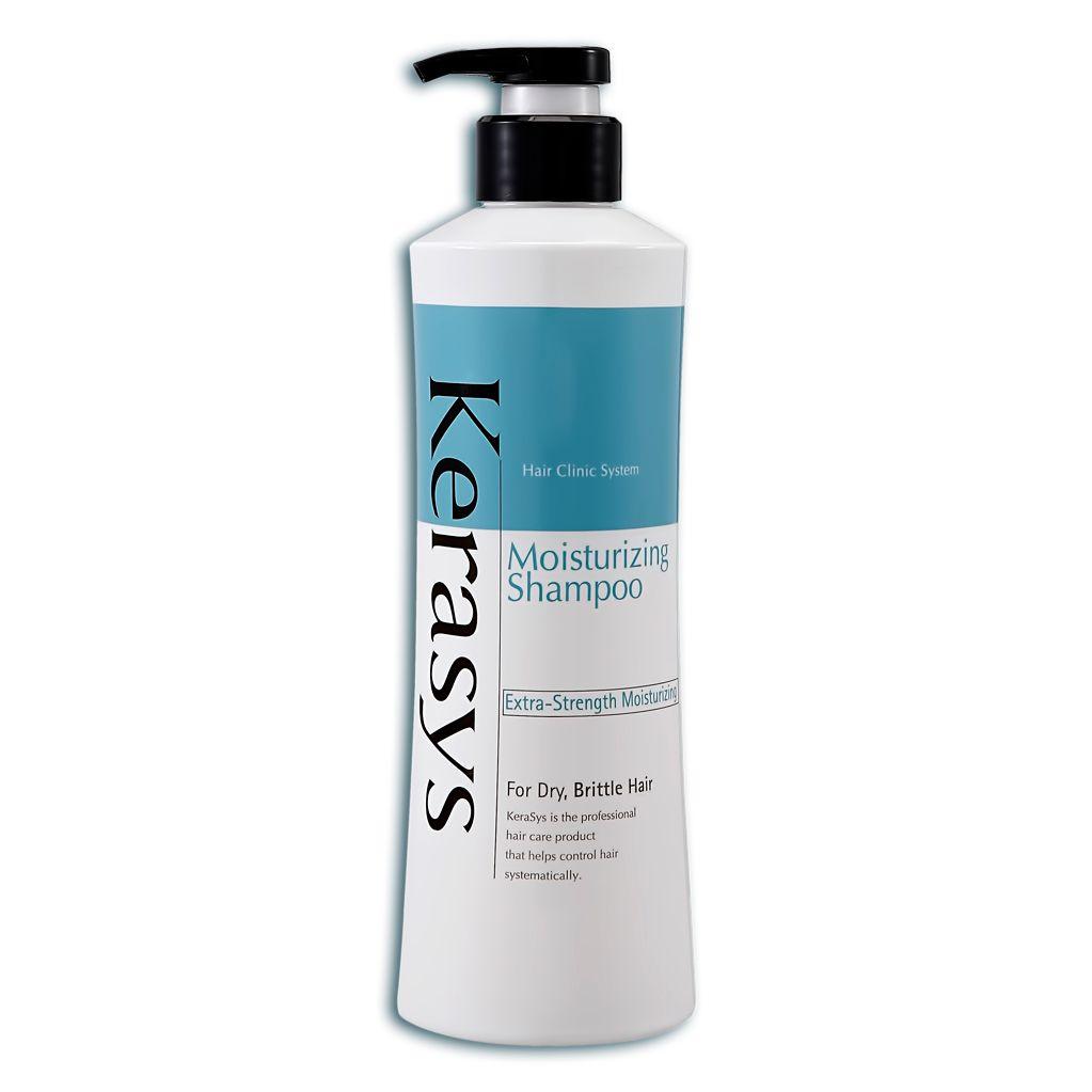 Kerasys Shampoo Moisturizing - 600g