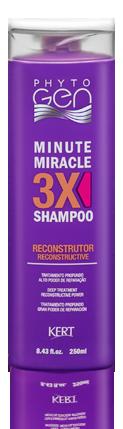 Kert Shampoo Phytogen Miracle Reconstrutor - 250ml