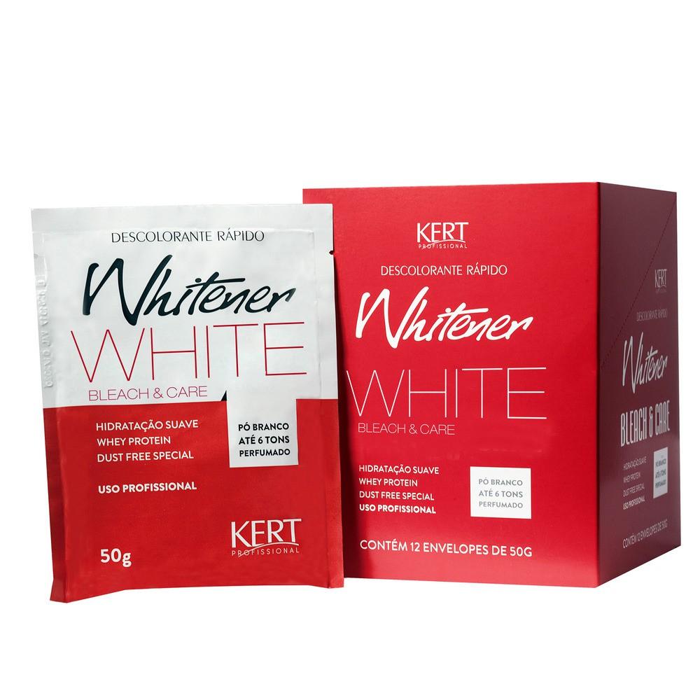 Kert Whitener White Pó Descolorante - 50g