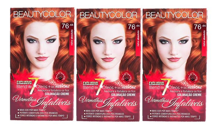 Kit Beauty Color 76.44 - 3 unidades