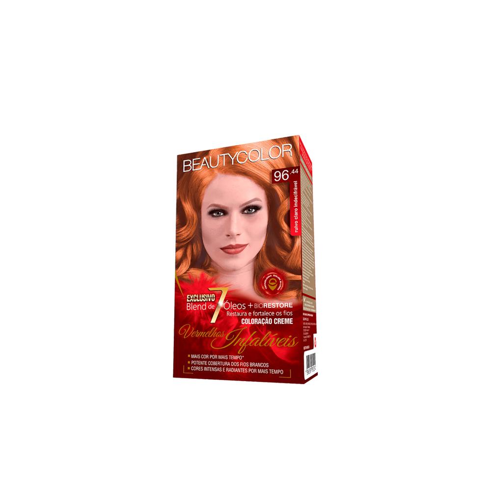 Beauty Color Kit Coloracao 96.44 - Ruivo Claro Indecifrável