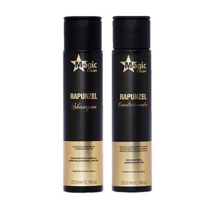 Kit Magic Color Rapunzel Blond Shampoo e Condicionador