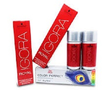 Kit Segredo da Cor - 9.7 e Mix Wella